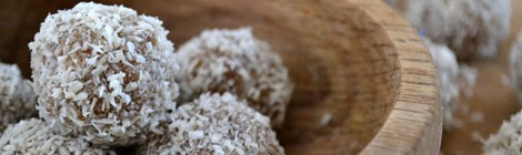 No-Bake Cookie Balls