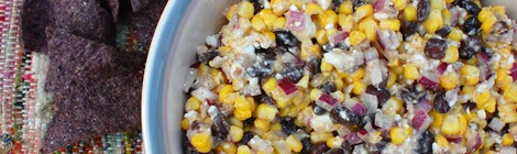 Corn and Black Bean Dip