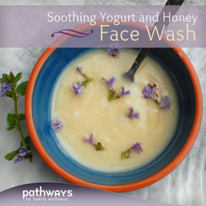Yogurt-and-Honey-Face-Wash-Graphic